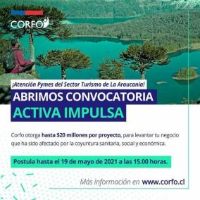 Convocatoria Activa Impulsa